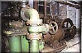 SK2957 : Steam fire pump, Masson Mill by Chris Allen