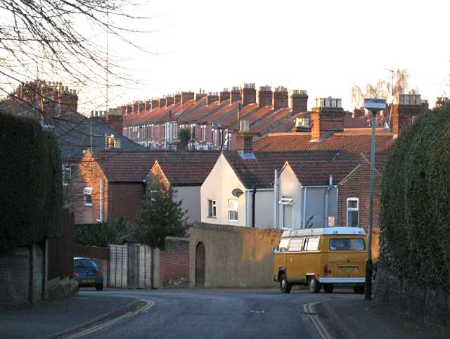 Mount Pleasant, Norwich