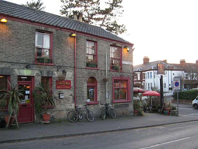 The Eaton Cottage