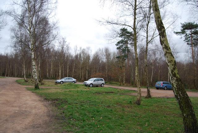Car Park, Clowes Wood