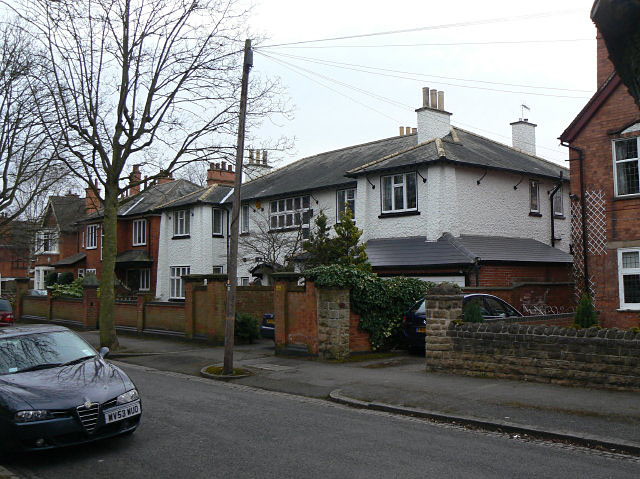 House on Carisbrooke Drive