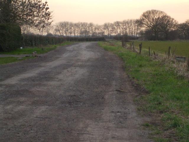 Scawcett Lane