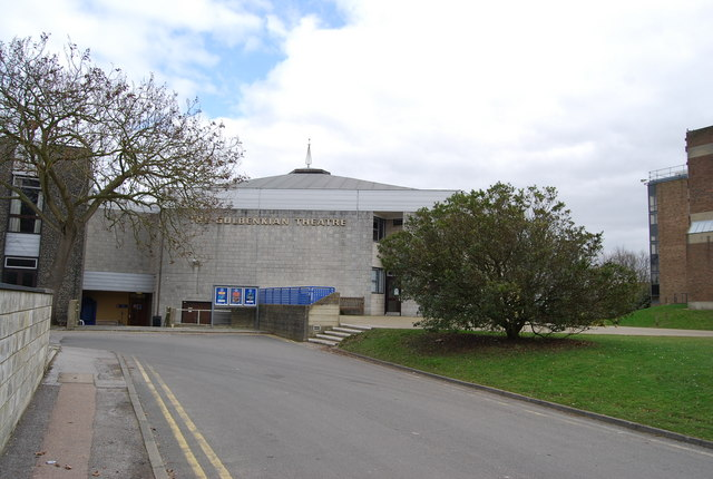 Gulbenkian Theatre, University of Kent