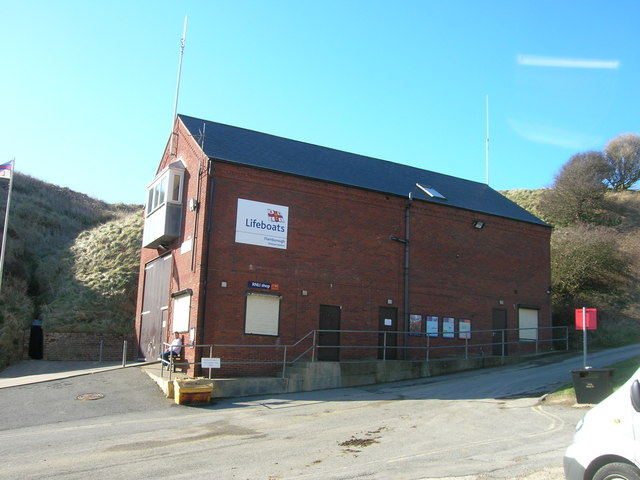 Lifeboat Station, South Landing
