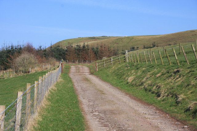 Near Broomhillbank