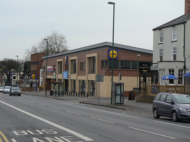 Supermarket, Carrington