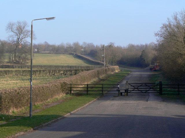 Hartshay Hill