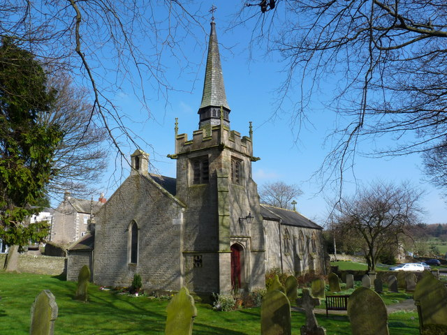 Church of St. Bartholomew, Thornley, nr Wolsingham