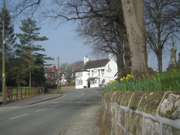 'The Swan Inn', Wybunbury