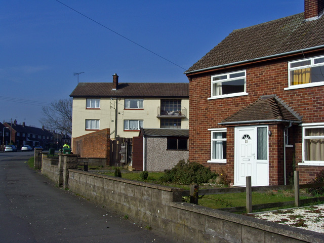 Healey Road, Scunthorpe