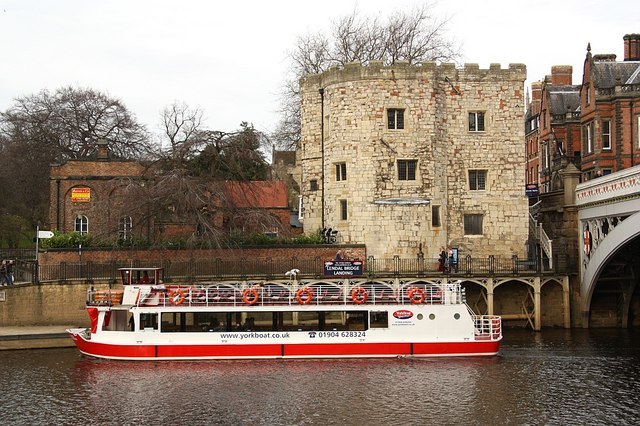 Lendal Tower and River Cruiser