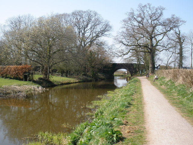 Manley Bridge, on the Grand Western Canal
