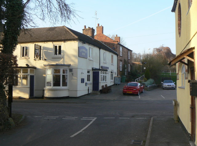 George Inn, Lower Hartshay