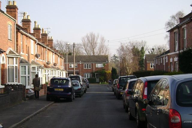 Avon Street, Warwick