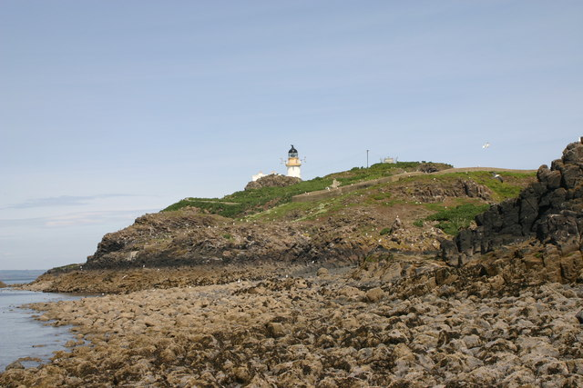 Lighthouse on Fidra