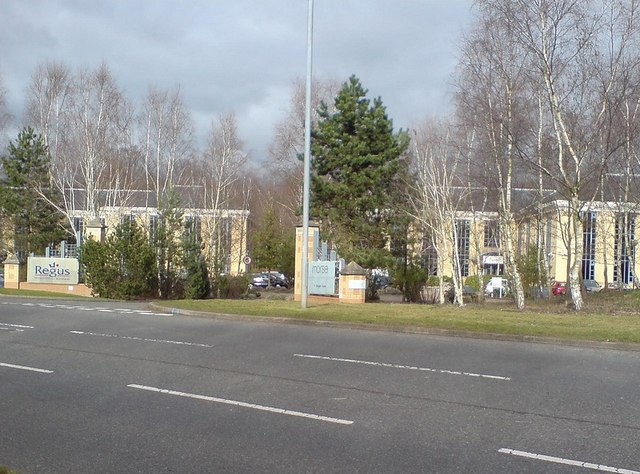 Offices, Ancells Business Park, Fleet