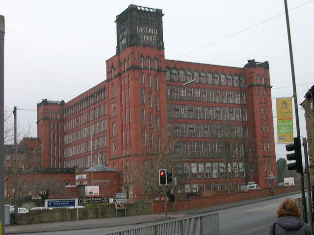 Belper East Mill