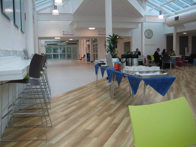 Bournemouth University Talbot Campus