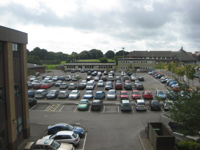 Bournemouth University Talbot Campus