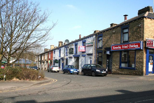 Walton Street, Nelson, Lancashire
