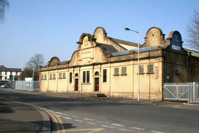Former Public Baths, Nelson, Lancashire