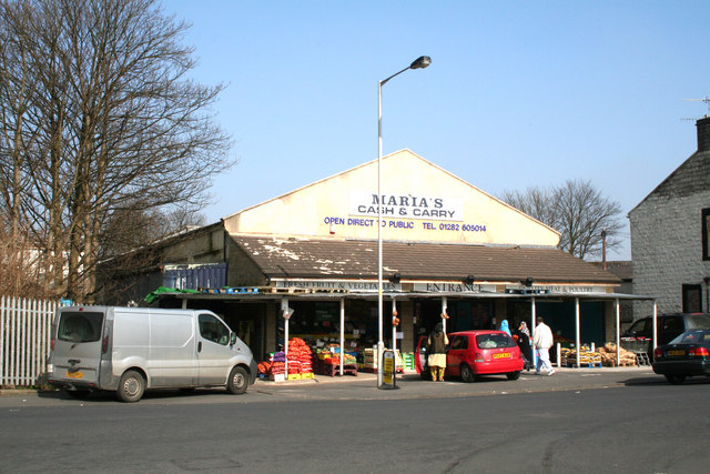 Maria's Cash and Carry, Bradley Road, Nelson