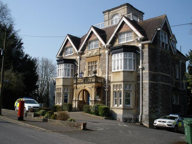 Police Station, The Avenue, Tiverton