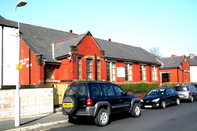 Central Gospel Mission, Goitside, Nelson, Lancashire