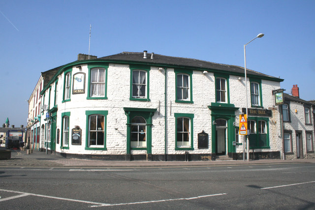The 'Bull', Scotland Road, Nelson, Lancashire