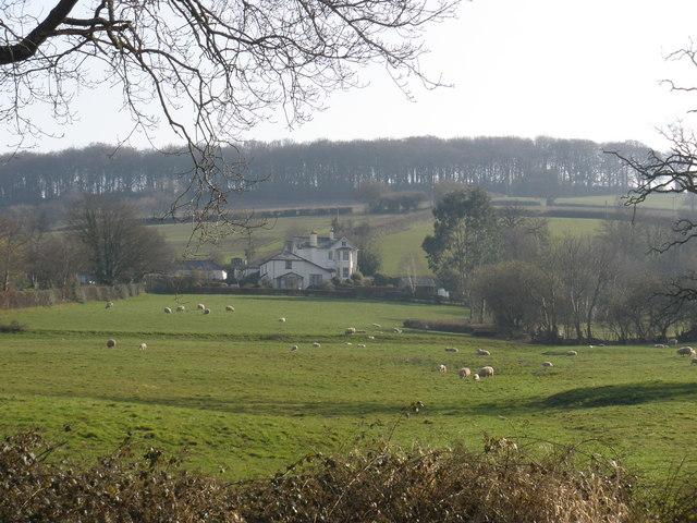 Little Tidcombe, near Tiverton