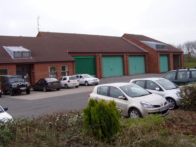 Bridlington Ambulance Station