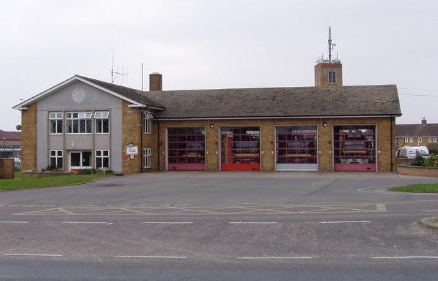 Bridlington Fire Station