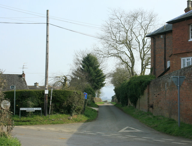 2009 : Southbrook Lane, near Steeple Ashton