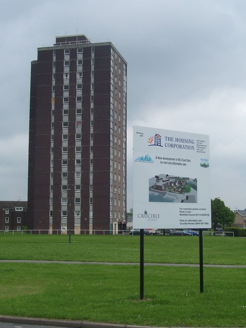 Chantry Towerblock