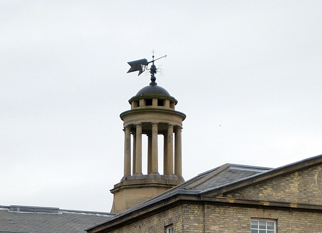 Weather vane & tower