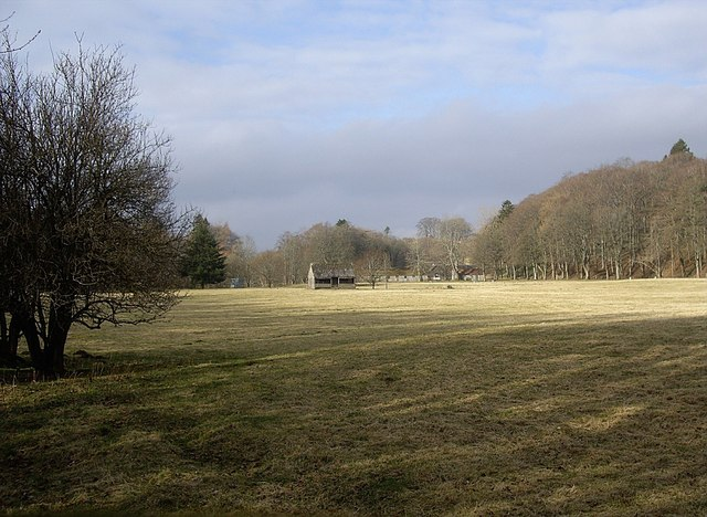 Blairmore sports field and pavilion