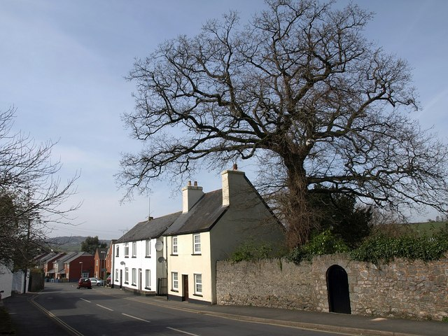 Old Way, Chudleigh