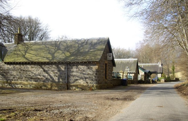 Former stable block, Blairmore