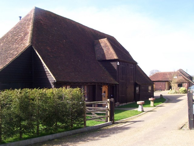 The Threshing Barn