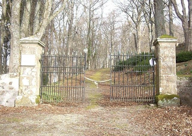 South gateway to Blairmore