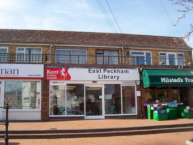 East Peckham Library