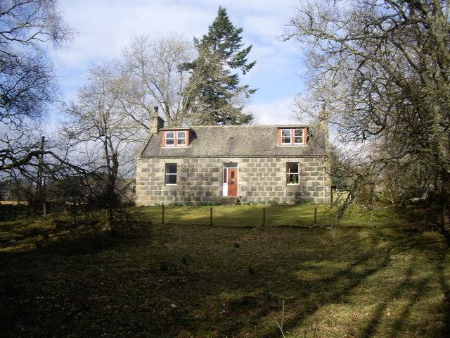 Torry farmhouse