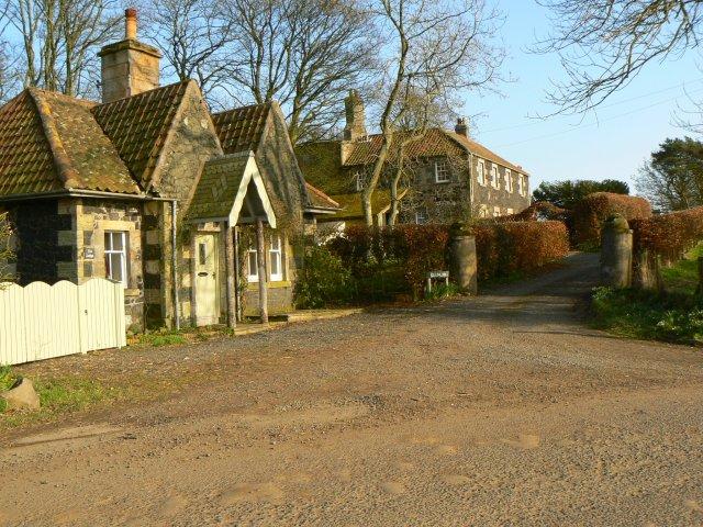 Gillingshill house
