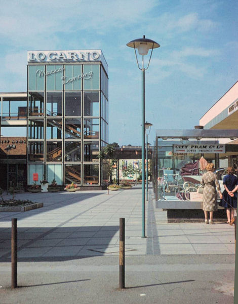 The Locarno 'Atrium', Smithford Way, Coventry in 1961