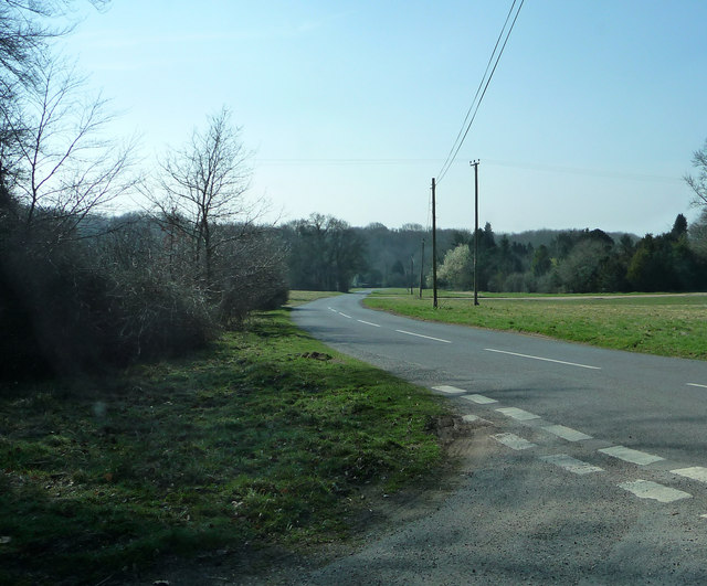 Road , Bramdean Common