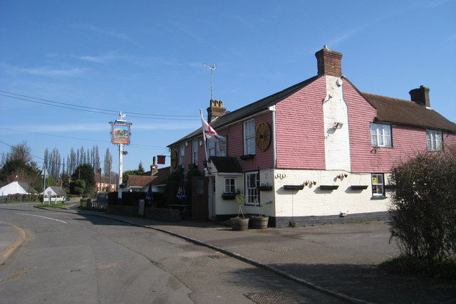 The Horse and Cart Public House, Peasmarsh