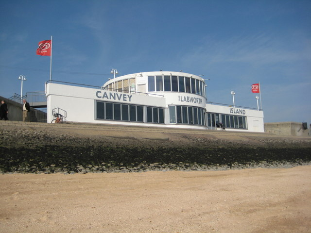 Labworth Cafe Canvey Seafront