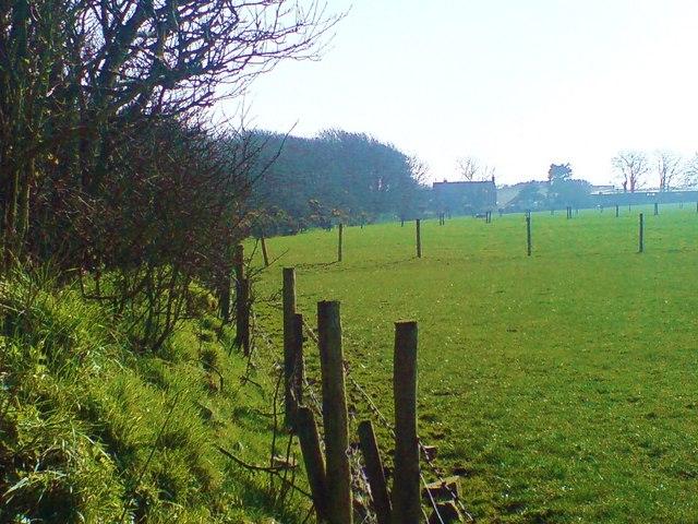 Rhyndaston Fawr Farm