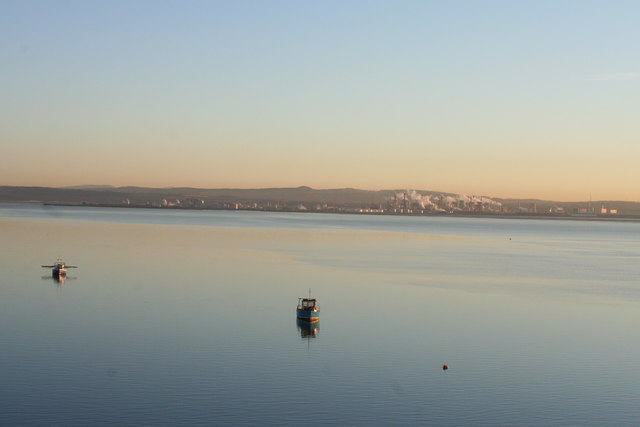 Calm on the River Forth