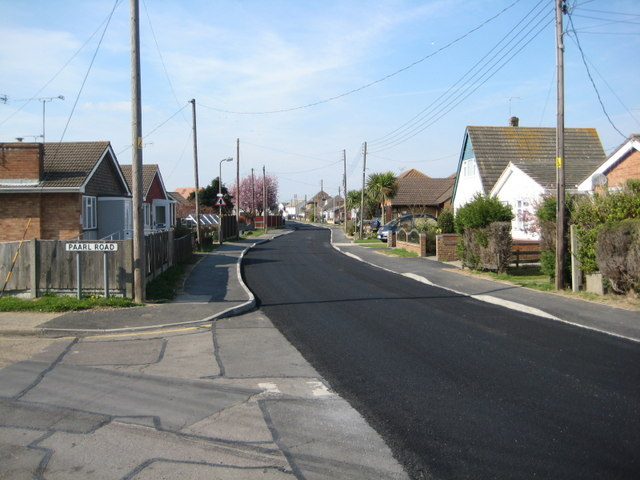 Waarden Road Canvey